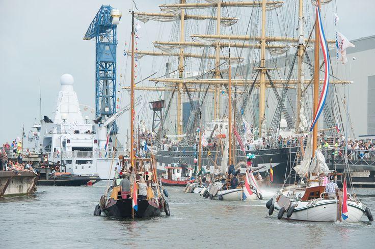 #Sail out #Sail de Ruyter Vlissingen 2013 #jandejongefotografie.nl
