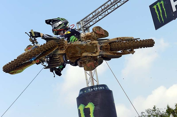Searle MX1 in MXGP Thailand 2013