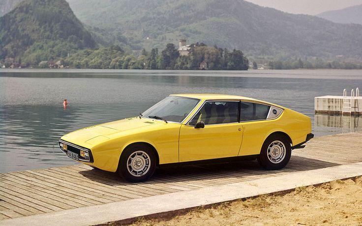 Matra/Simca Bagheera [1973–1980]
