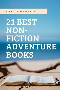 Best non fiction adventure books