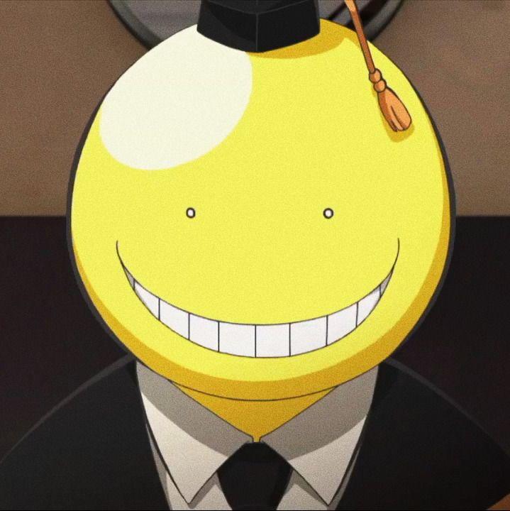 anime icons 💨 — kororo sensei (assassination classroom ...