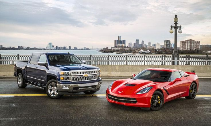 Corvette and Silverado win North American Car and Truck/Utility of the Year - Autoweek
