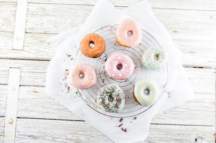 recette donuts à la vanille