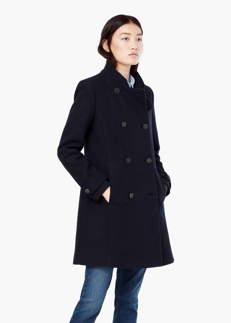 Mango abrigo 69€