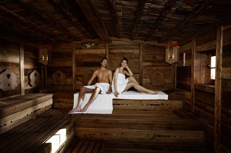 """""""Genießen Sie doch wieder einmal einen Interalpen-Spa-Aufguss!"""" #sauna #Aufguss"""