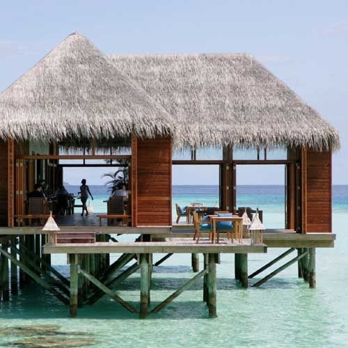 Maldives Beach Shack - This is what I'm going to have in ...