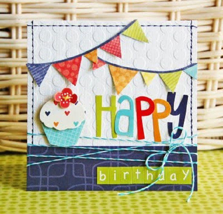 DIY Happy Birthday Cards