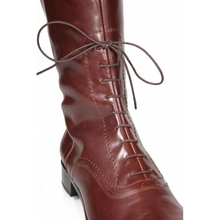 handmade shoes for women | Jack Frost Women's Simona Handmade Zip Tall
