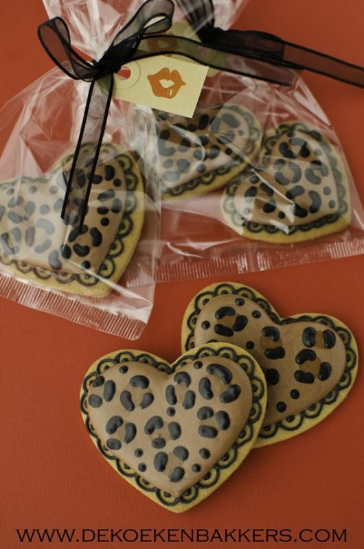 wild at heart cookies....