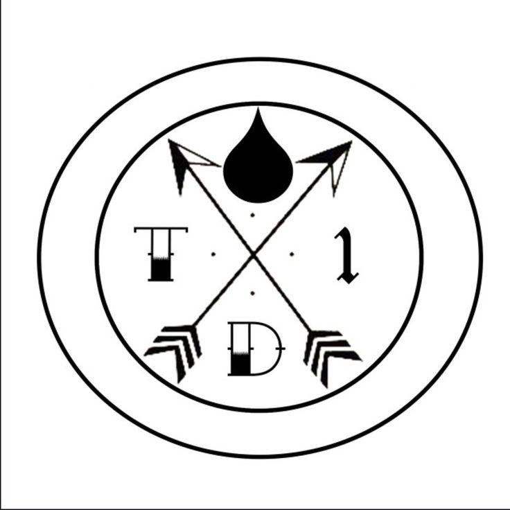 a unique diabetic tattoo design, or just idea in general