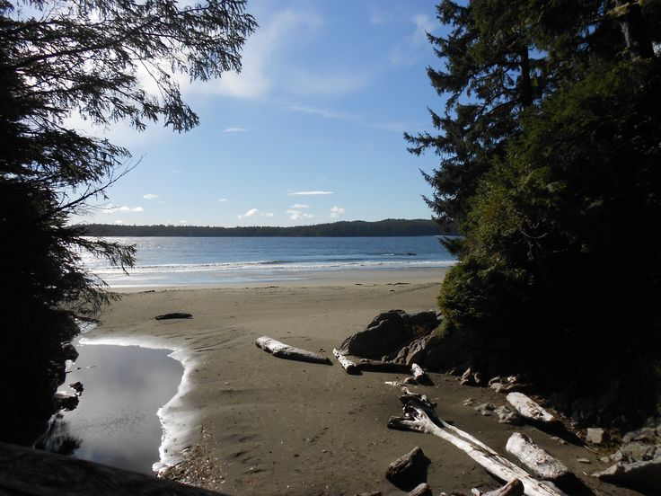 Tonquin Beach, Tofino, British Columbia, Canada