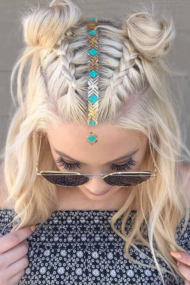 21 Top Updos for Every Occasion #hairstyle #updos #braidedhairstyles