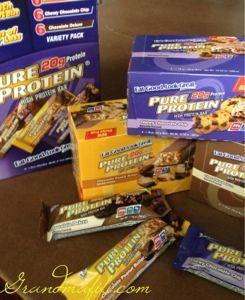 Pure Protein Bars at Costco | Grandma Fifi; a Granny Blog about Costco