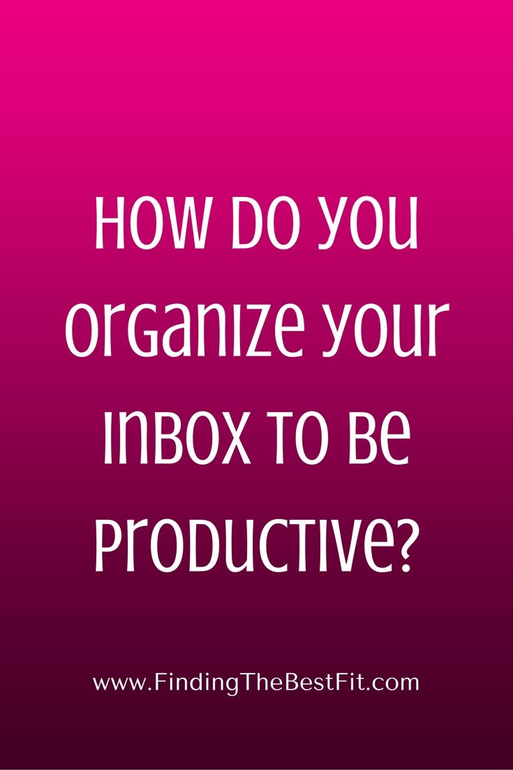 Captivating How Do You Organize Your Inbox To Be Productive? What Are Your Tricks To  Not · Black HolesCareer AdviceOrganizeTipsOrganizersCounseling