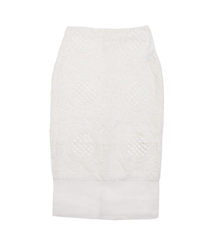 Skirt by Portmans @WestfieldNZ #whiteout #westfieldtrending