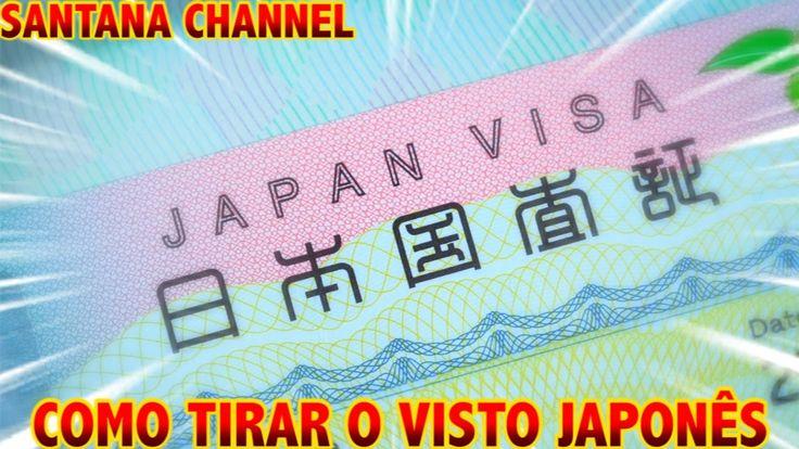 Visto Japonês - Como Tirar o Visto Japonês? - Japão Cultura