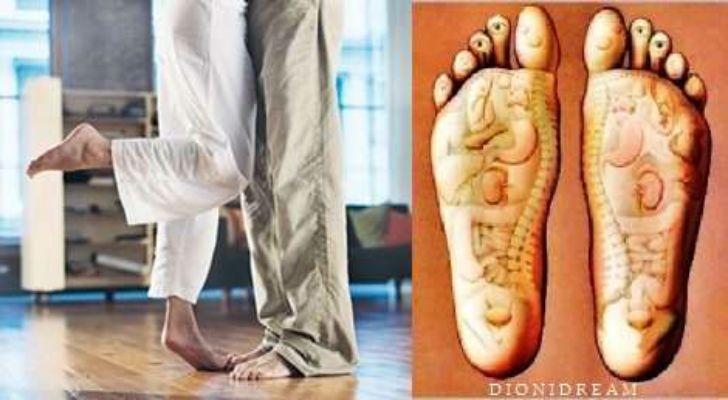 Camminare scalzi in casa apporta tantissimi benefici al corpo e alla mente: ecco quali...