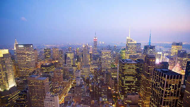 Metropolis - A New York City Timelapse. Video by Will Boisture.