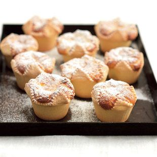 Fresh Ricotta Pastries