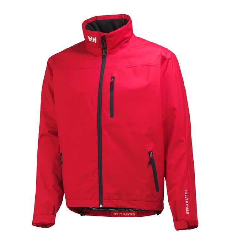 A super-versatile jacket for those who want the true marine style, protection and comfort of a sailing jacket with a design that also looks great on land. Get yours here: https://mallofnorway.com/men/jackets-coats/weatherproof/crew-jacket-red-xxl?no_size=1