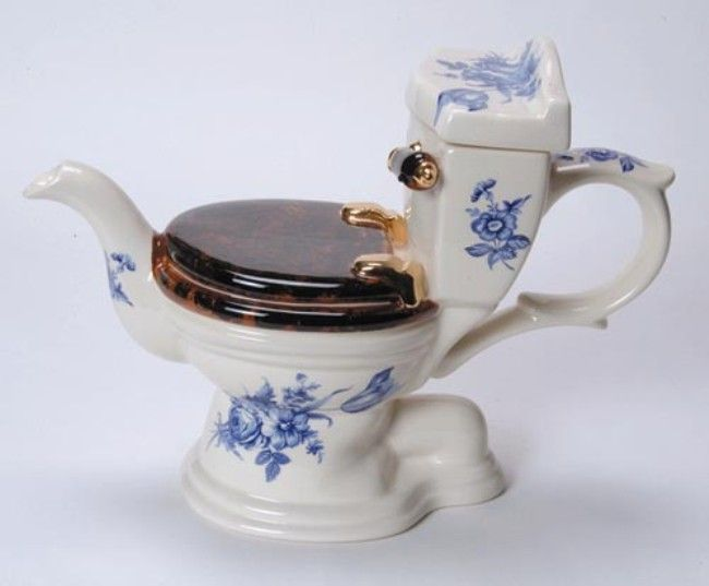Приятного чаепития! Часть 1: удивительные керамические чайники - Ярмарка Мастеров - ручная работа, handmade