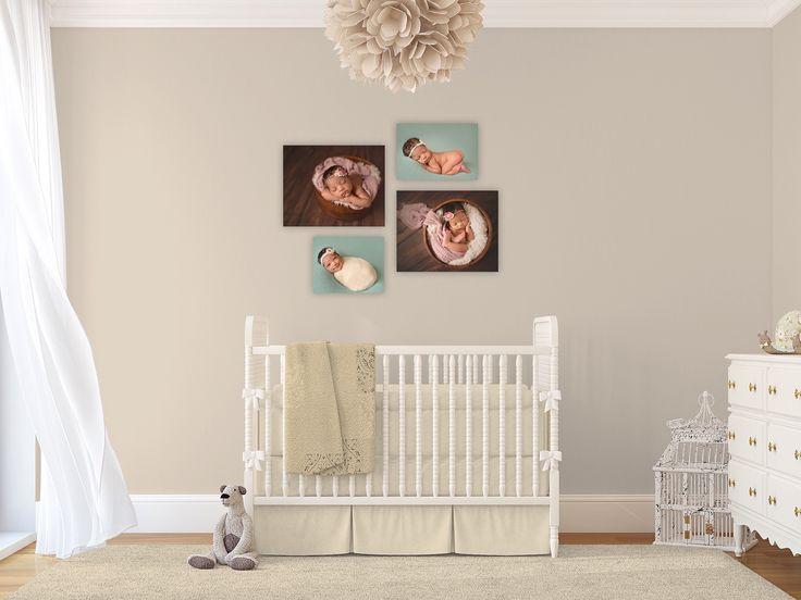 Newborn Photography Mobile Al Little Girl Nursery Decor Ideas