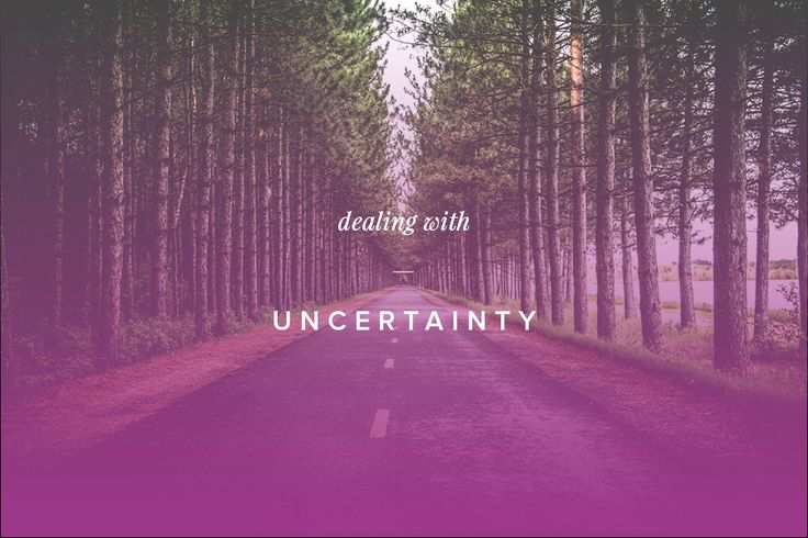 Dealing with Uncertainty: How do you cope when you're suddenly unemployed?