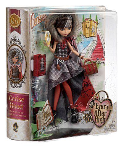 【楽天市場】エバー アフター ハイ (モンスターハイ) 人形 ドール フィギュア セリース・フード Ever After High Legacy Day Cerise Hood Doll:i-selection