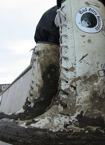 Muddy Boats, Roskilde Festival, 2007