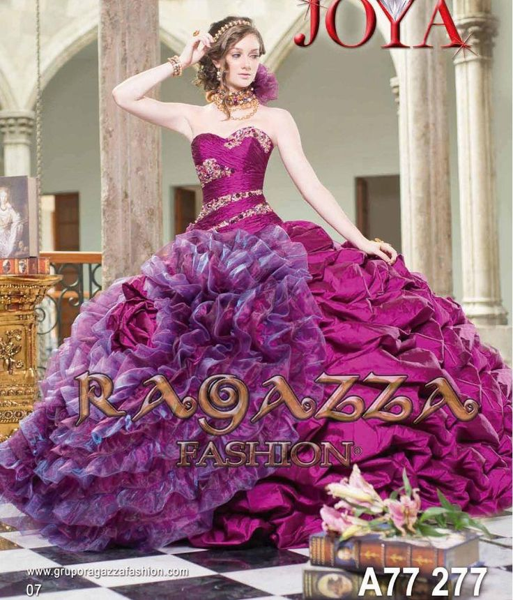 Do you like this new Ragazza Fashion Quinceanera Dress? Then Pin it! Style Number A77-277