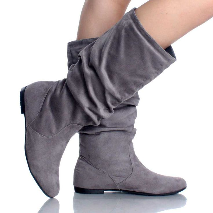 Amazing Nine West Shiannaho Women Suede Gray Ankle Boot Boots
