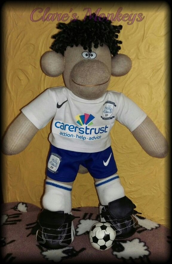 Preston FC monkey x
