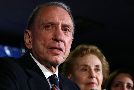 Arlen Specter, a long-time U.S. Senator from Pennsylvania, died Sunday (Oct. 14) after a long battle with non-Hodgkin lymphoma. He passed away at his home in Philadelphia.
