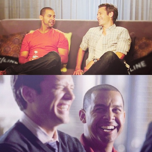 Seamus & Jon / Ryan & Esposito = the most EPIC of bromances! haha