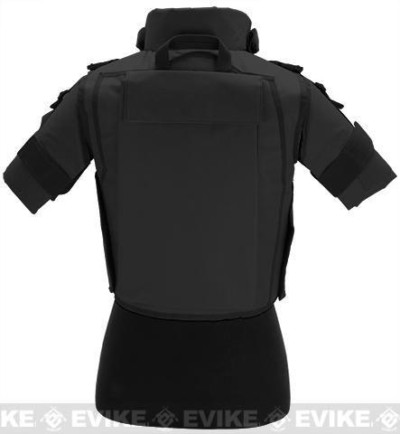 Matrix S.D.E.U. Ultra Light Weight Airsoft Tactical Vest - (Black)