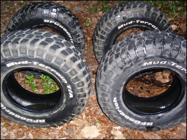 31 Mud Tires for Sale