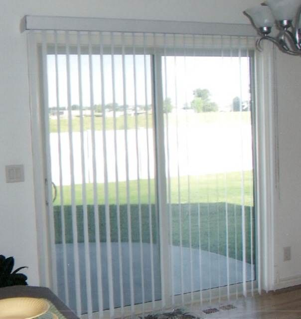Blinds For Sliding Gl Door