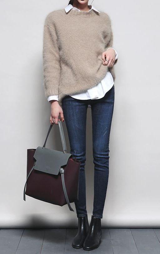 Dies sind tolle Bilderideen für tolle Büro-Outfit-Ideen mit Jeans. Hoffnungsvoll…
