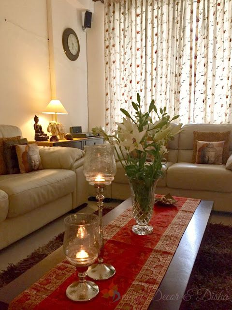 Design Decor & Disha: Indian Living Room Decor