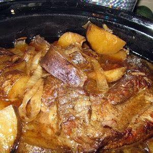 Slow Cooked Ribeye