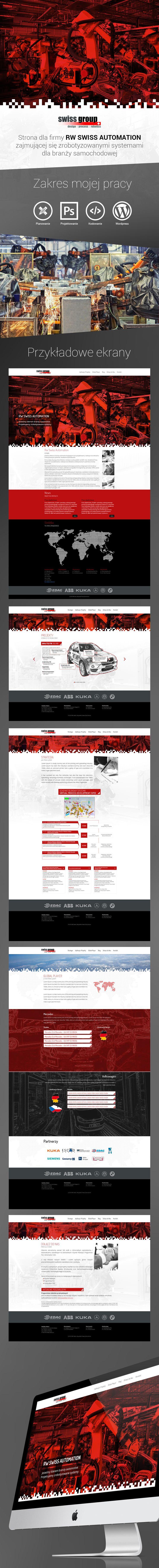 RW Swiss | Webdesign | Web | Design | html/css/js | Wordpress | Web Graphics