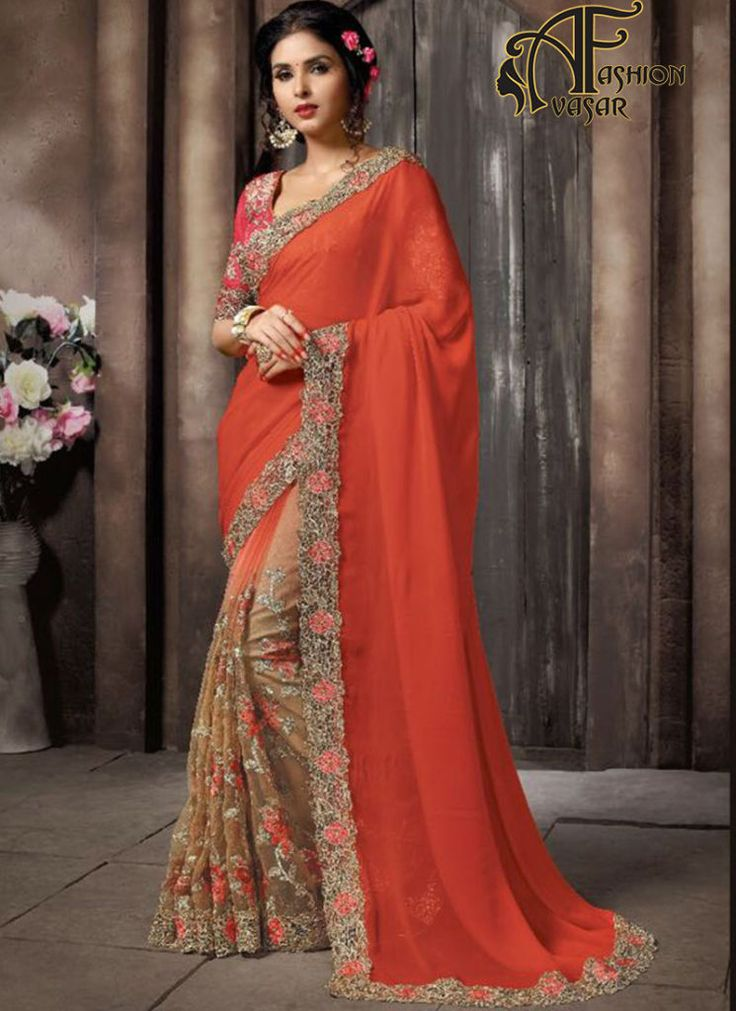 Sarees Online-Latest Party Wear Sarees Shopping Online