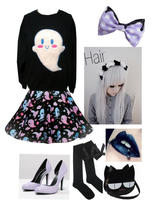 pastel goth  fashion  pastel goth outfits pastel outfit