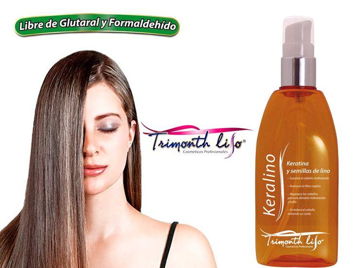 En nuestro blog, un termino básico: La Keratina, te explicamos en que consiste y como afecta a nuestro cabello http://lisoextremo1.blogspot.com/2014/08/que-es-la-keratina-y-que-beneficios.html …