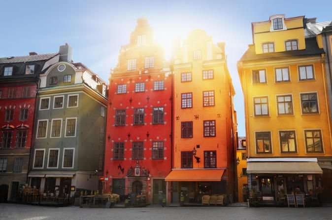Stockholm City Walking Tour Including the Vasa Museum 2017