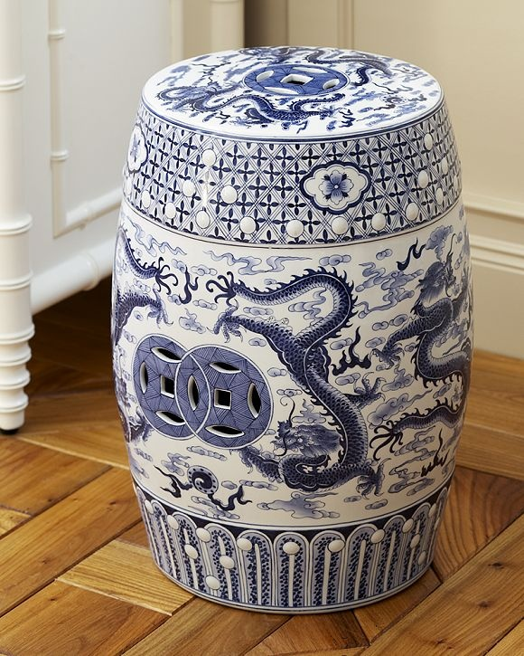 Really lovely porcelain stool can easily be used as a bedside table. & 74 best Porcelain stools images on Pinterest | Architecture Home ... islam-shia.org
