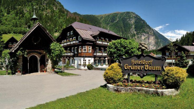 Hoteldorf Grüner Baum - die BIO HOTELS