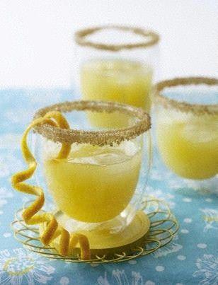 Tequila-Sunrise-Cocktail mit Orangen und Prosecco Rezept - Chefkoch-Rezepte auf LECKER.de | Kochen, Backen und schnelle Gerichte