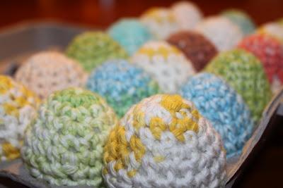 Crochet Easter Eggs: Crafts Crochet, Crochet Easter, Easter Crafts, Eggs Trays, Crafty Things, Easter Eggs, Cutest Crochet, Eggs Cartons, Crochet Eggs