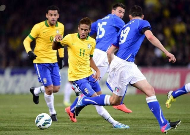 22.06.2013 Confederation Cup Italy - Brasil Prediction:	2 Odds: 1.65	 Result: 2-4 Winning prediction!! www.efootballtips.com/recent - By using the results predicted by us you can have significant earnings every month!